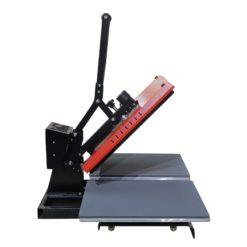 UHP-D 雙工位自動開放式熱轉印機
