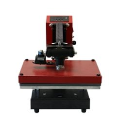 UHP-P 帶壓力線計數器的手動熱轉印機