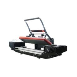 LZP-40-FD 帶有送料裝置的織帶熱轉印機