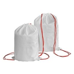 GYM袋(100%聚酯纖維+ PU貼佈)