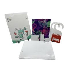 纖維增強塑料昇華行李牌