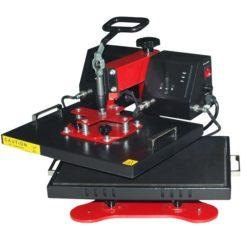 ECH-200 雙面加熱擺開式熱轉印機
