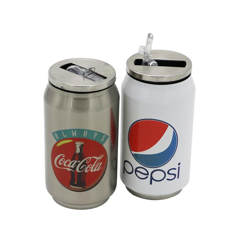 熱昇華不銹鋼可樂罐