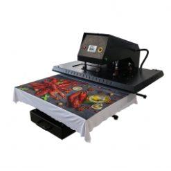 APHD-43(GY06)帶有可插拔熱板的氣動大幅面熱轉印機