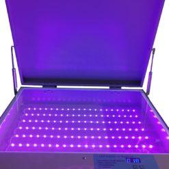 大LED台式網版印刷曝光機LED真空紫外線曝光機