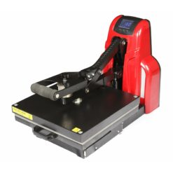 SHP-15 / 20 / 24LP4MS 帶滑床的自動打開T恤熱壓床