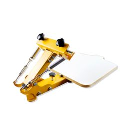 台式固定式單色絲印機