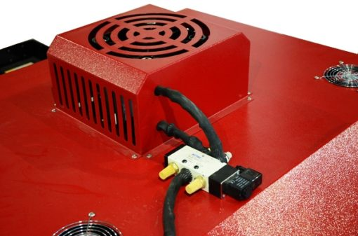 ASTM-40/48 /64-S 單工位熱壓自動機