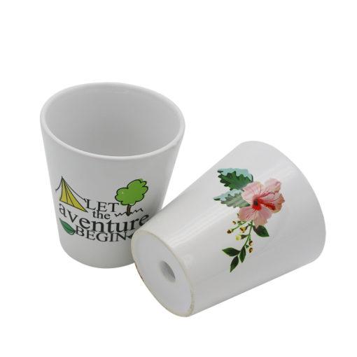 昇華陶瓷花盆