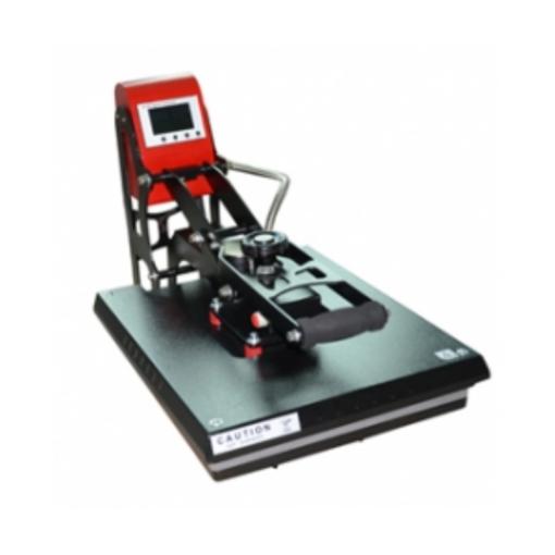 MAX-CLAM 自動開啟熱轉印機