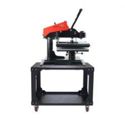 HPS-02W 可移動大型熱轉印機支架